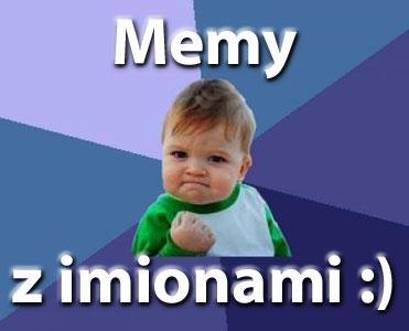 memy imiona